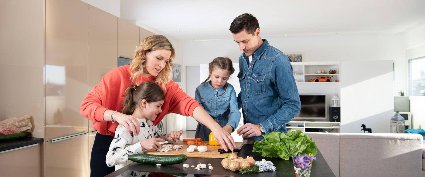 Ambiente Bild für Kochen