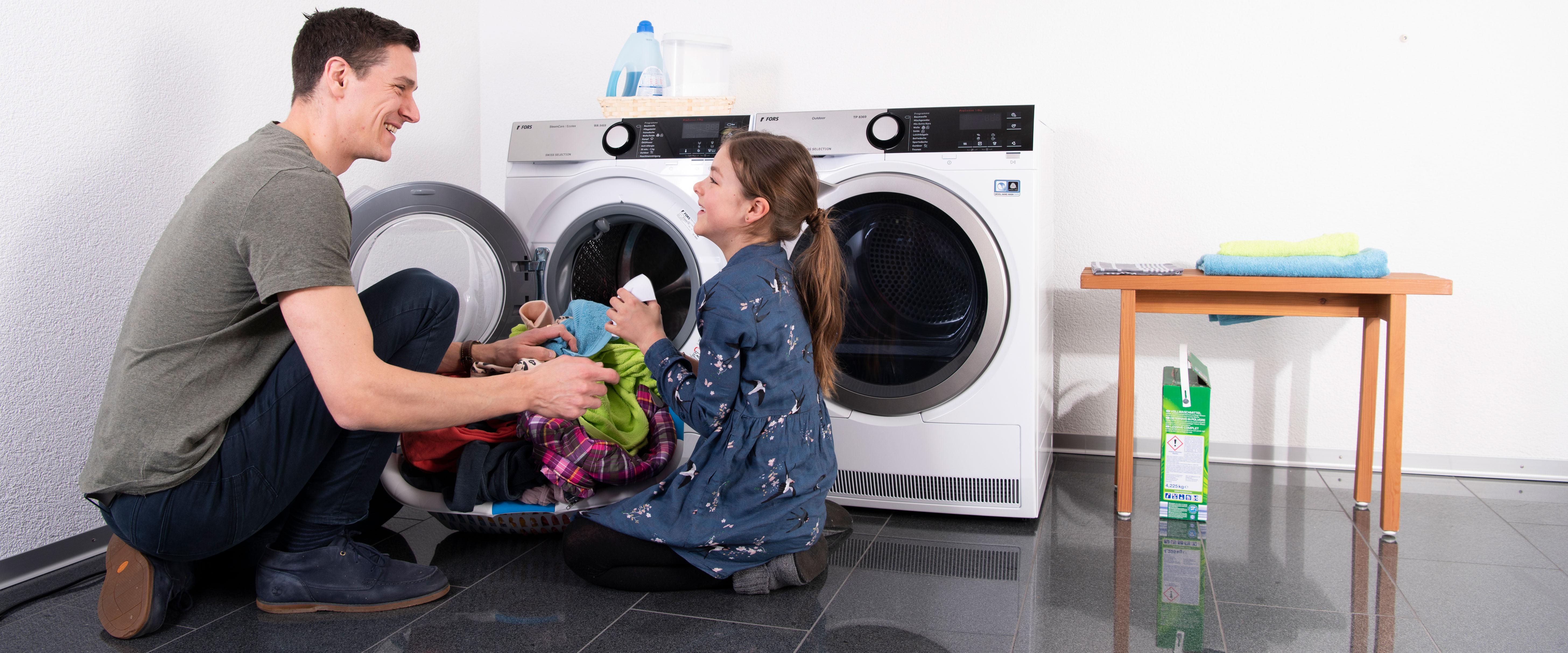 Ambiente Bild für Waschen