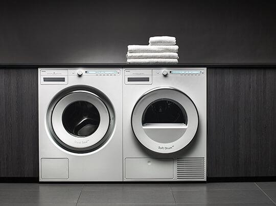 ASKO Waschmaschine Titelbild