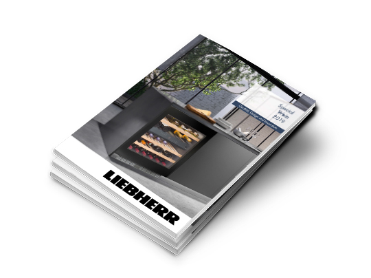 Titelseite Katalog Liebherr Wein