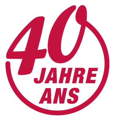 Logo 40 Jahre FORS