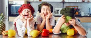 Foto Kochkurs Kinder