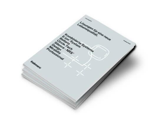 Titelbild Katalog Falmec
