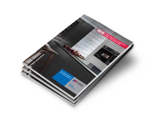 Cover von Garantie Brochüre