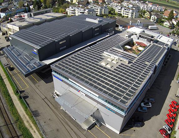 FORS Solaranlage Beitragsbild