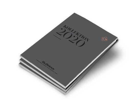 Katalog De Dietrich Sortiment 2020