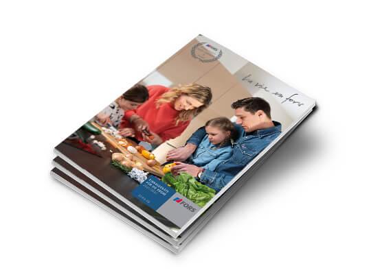 FORS Katalog Einbaugeräte EURO 2021
