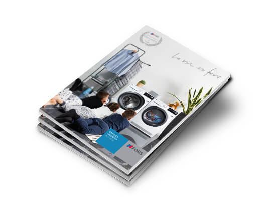 FORS Katalog Waschen und Trocknen 2021