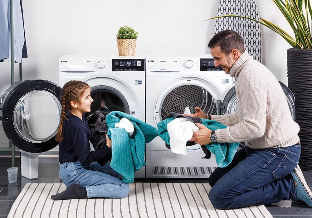 FORS Produkte Waschen