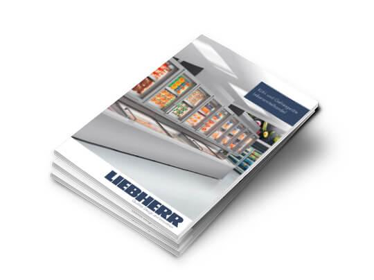 Liebherr Katalog Lebensmittelhandel 2021