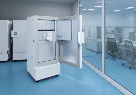 Ultratiefkühlschränke